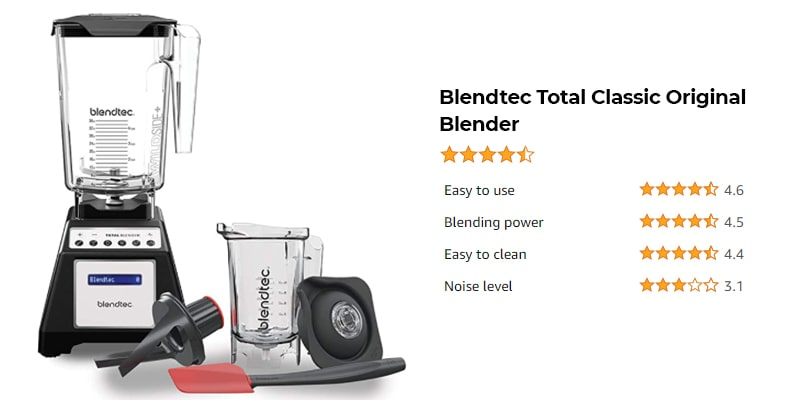 Top 5 Best Blendtec Blenders - Innovative Products for a Better Life 4