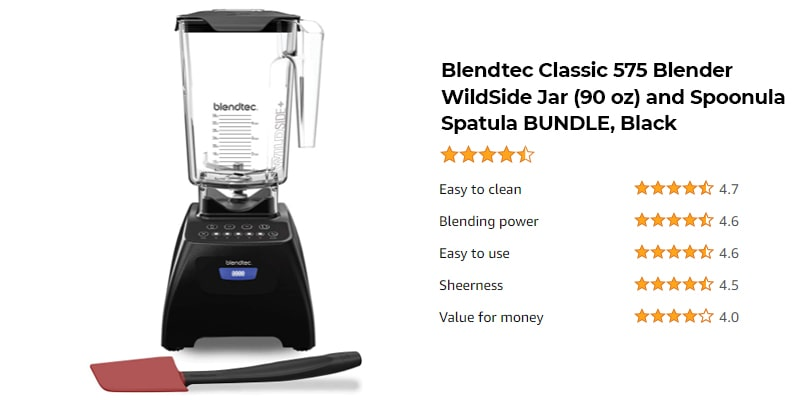 Top 5 Best Blendtec Blenders - Innovative Products for a Better Life 5
