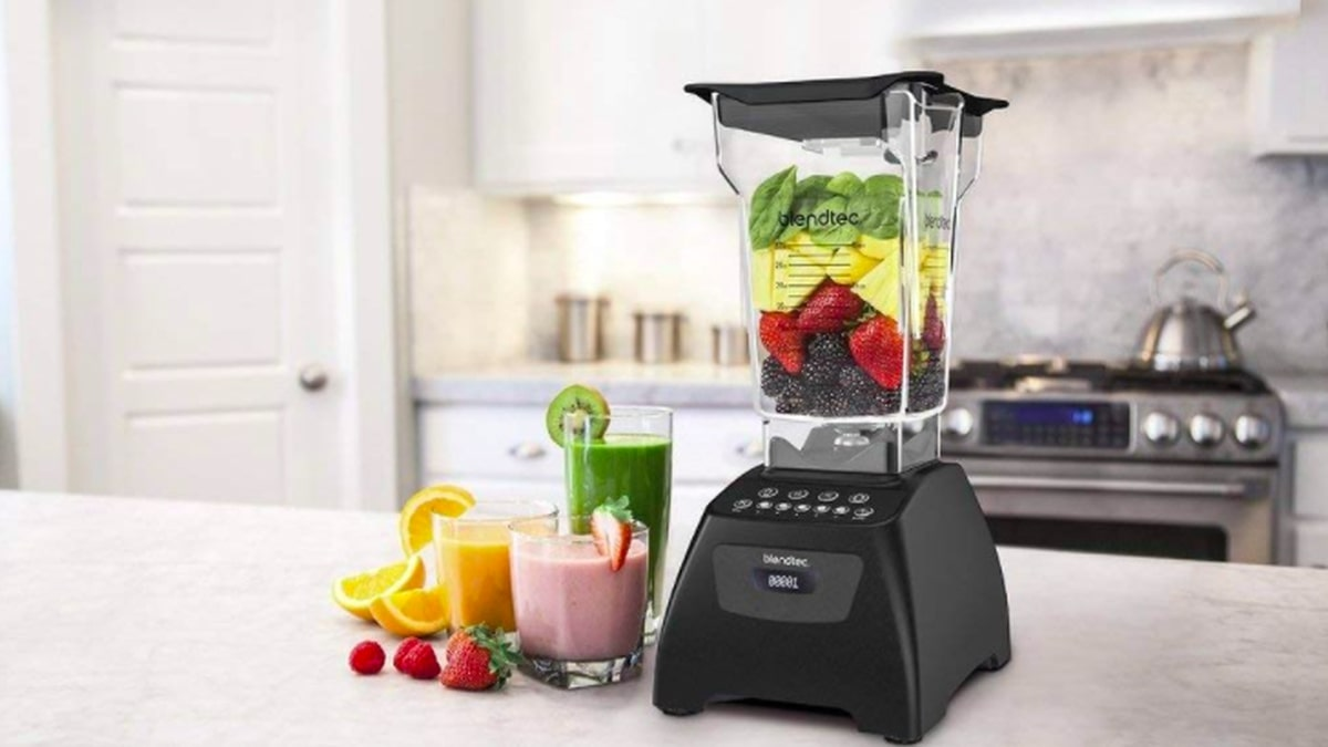 The function of the blender