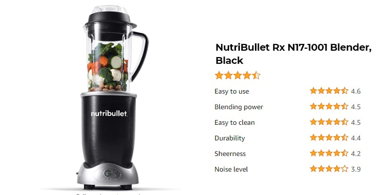 Best Nutribullet Blender in 2021 - Which is The Right Choice? 6