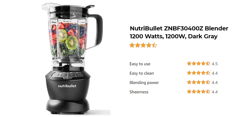 Best Nutribullet Blender in 2021 - Which is The Right Choice? 7