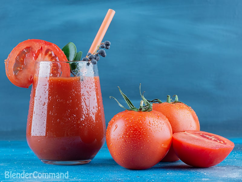 Why you should make tomato juice at home